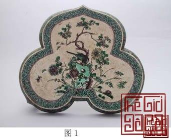 Sứ màu tam thái thời Khang Hy