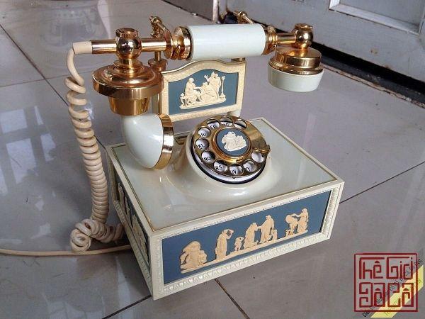 Nơi mua bán điện thoại bàn cổ giá rẻ