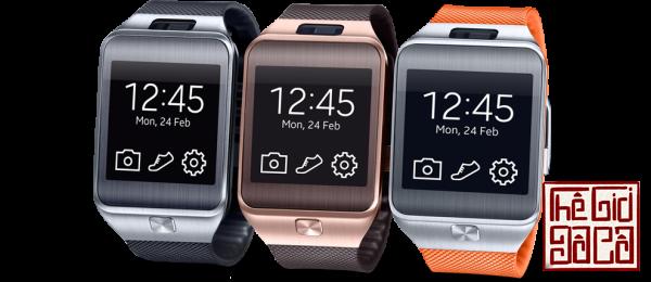 Đồng hồ thông minh XCI Gear giống mẫu Samsung giá 890k