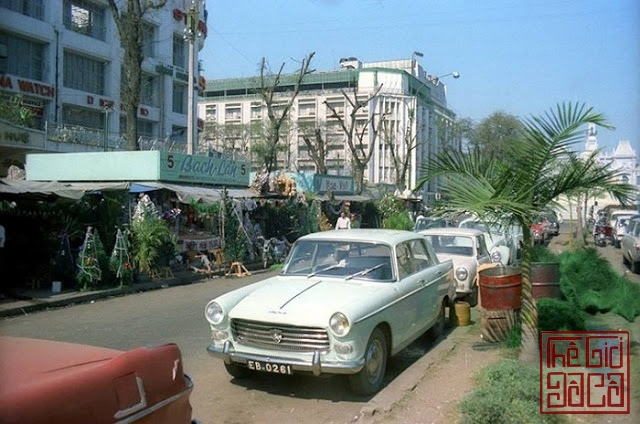 Bộ Sưu Tập Ảnh Độc Noel Sài Gòn Trước 1975
