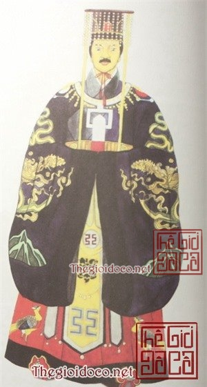 Trang phục cổ xưa đẹp nhất của người  việt nam