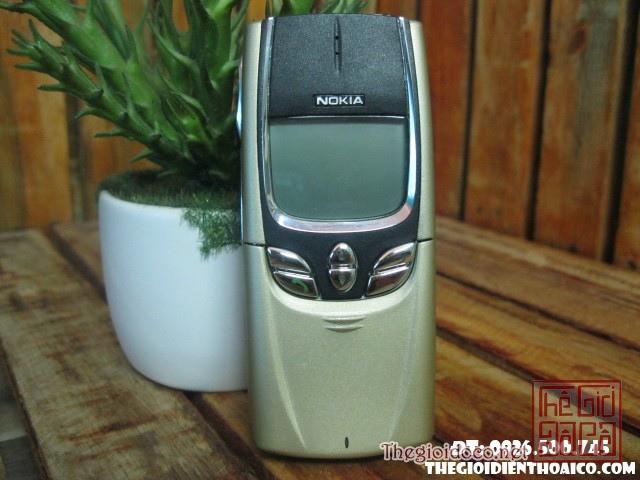 Nokia 8850 MS 1523 Đẹp 98%