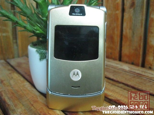 Motorola V3 MS 1511 Đẹp 93%