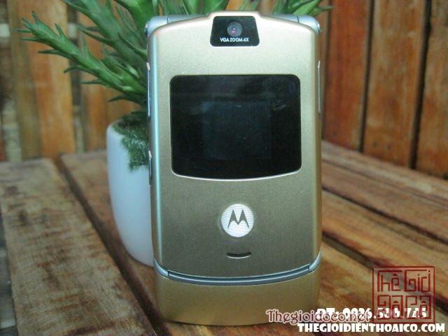 Motorola V3 MS 1517 Đẹp 93%