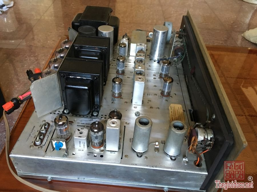 Ampli fisher 400 USA Vintage (1).jpg