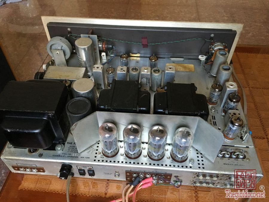 Ampli fisher 400 USA Vintage (2).jpg