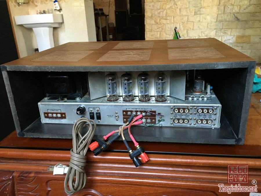 Ampli fisher 400 USA Vintage (6).jpg