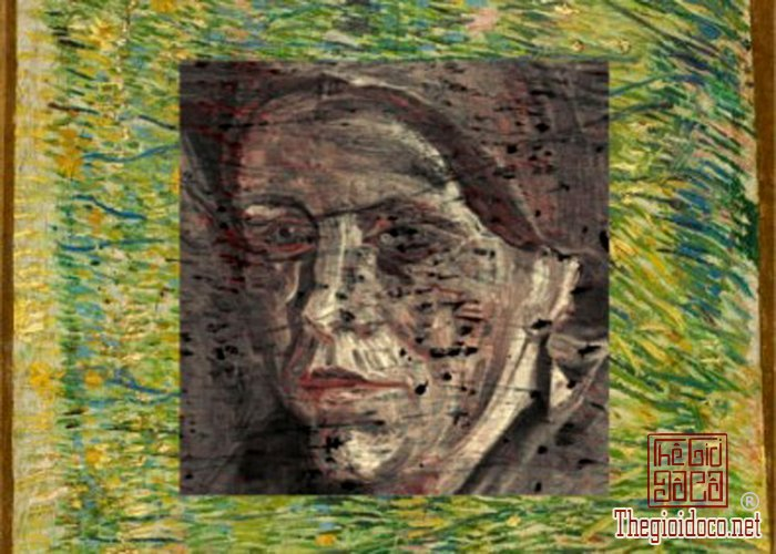Bức Patch of Grass của Vincent van Gogh.jpg
