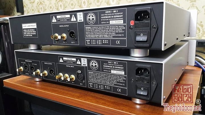 CD Transport và DAC Accustic Arts Drive 1 Mk II & Accustic Arts DAC 1 Mk4 (6).jpg