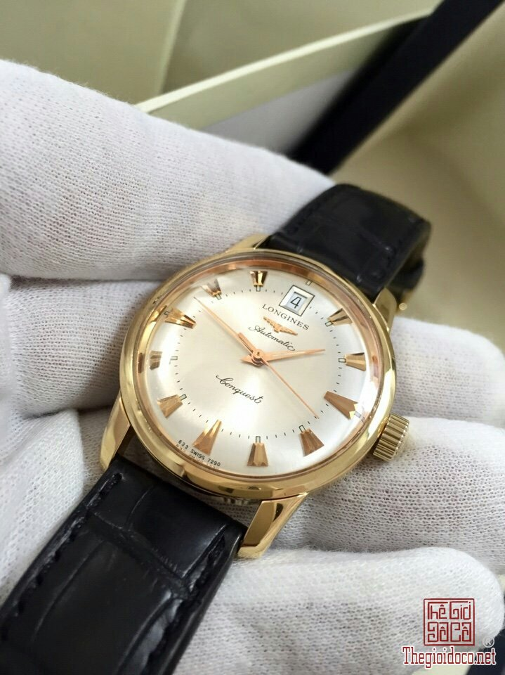 Đồng Hồ Longines Conquest 18k Gold (7).jpg