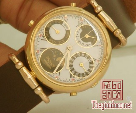 Đồng hồ Piqot Maridien Moonphase Gold Pated (1).jpg