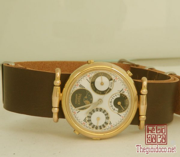 Đồng hồ Piqot Maridien Moonphase Gold Pated (2).jpg
