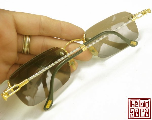 Kính Fred Fidji Rimless 18k Gold Plated (2).jpg