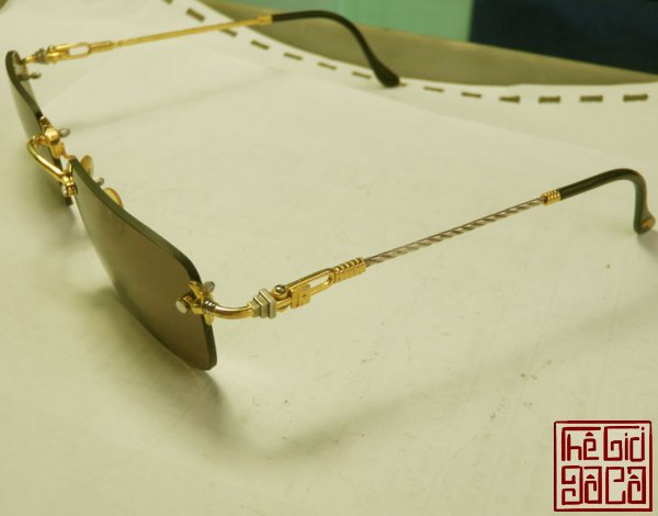 Kính Fred Fidji Rimless 18k Gold Plated (4).jpg