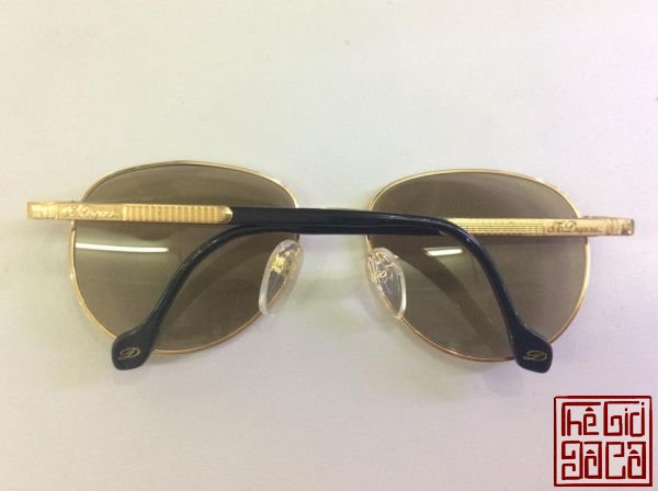 Kính St Dupont 23k Gold Filled Sunglasses Made in France (2).jpg