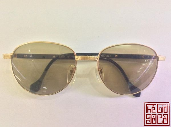 Kính St Dupont 23k Gold Filled Sunglasses Made in France (4).jpg