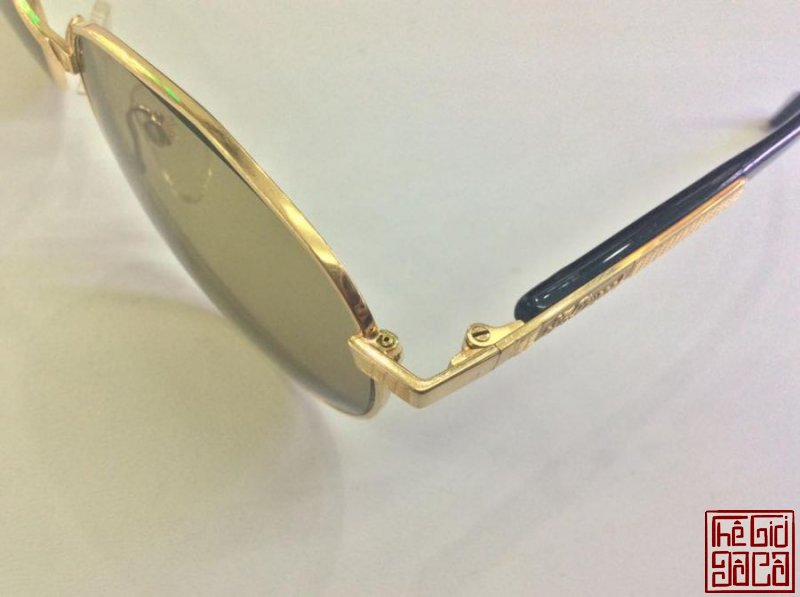 Kính St Dupont 23k Gold Filled Sunglasses Made in France (7).jpg