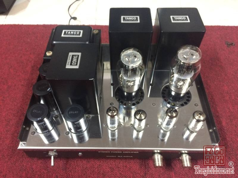 San-ei 2A3 SE amplifier Full tango japan kit (4).jpg
